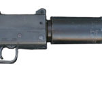 The Mac-10 submachinegun